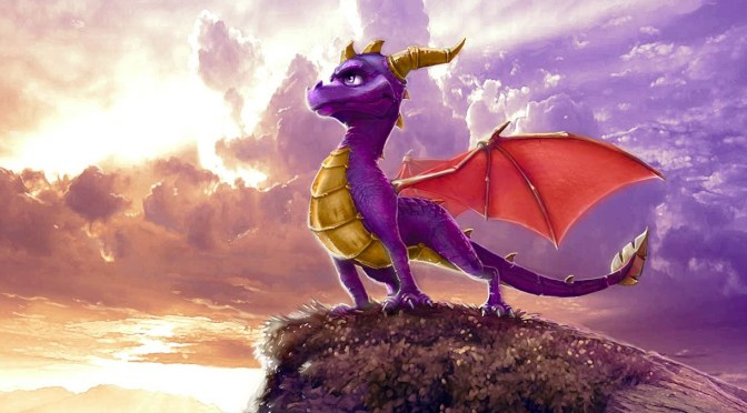 Se reporta que Spyro The Dragon Trilogy tendrá una remasterización