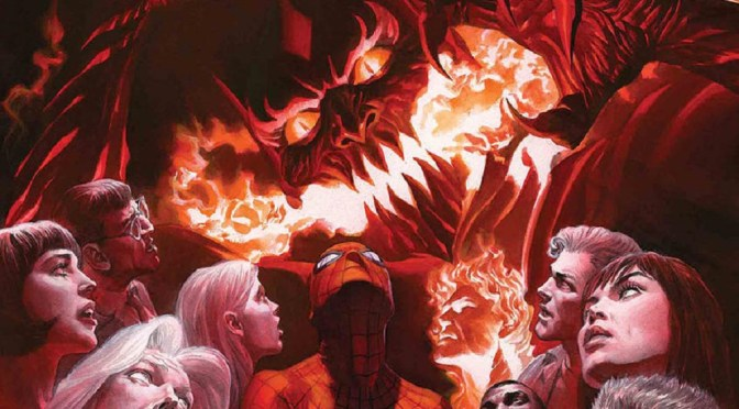 The Amazing Spider-Man #800 revela nueva Portada por Alex Ross