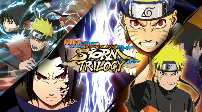 Naruto Shippuden: Ultimate Ninja Storm Trilogy si llegará a Switch