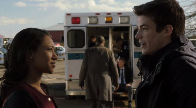 (C506) The Flash ¿Iris West podría estar embarazada?