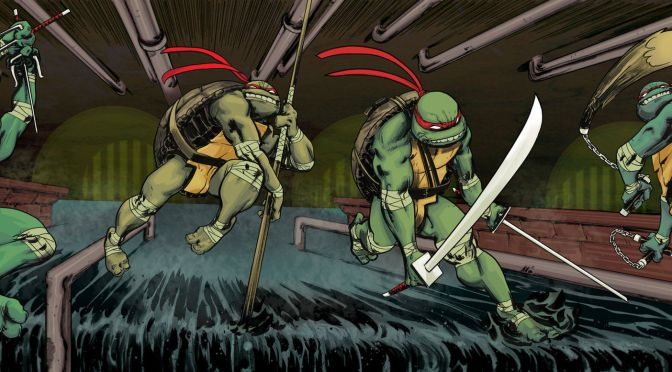 (C506) Se revelan las primeras imágenes de «Rise Of The Teenage Mutant Ninja Turtles»