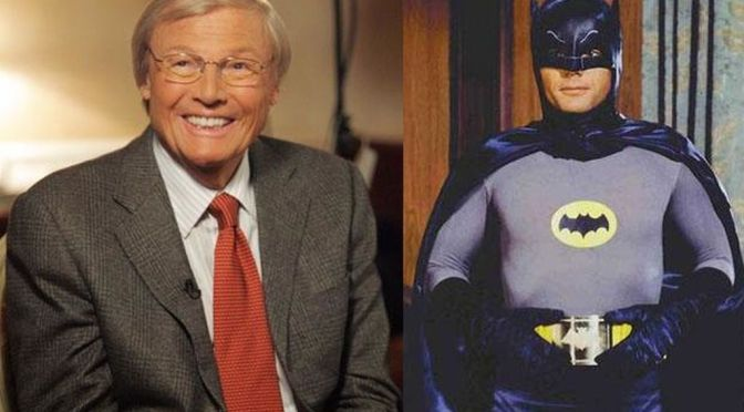 Los Óscares 2018 no incluyó a Adam West en el video de In Memoria