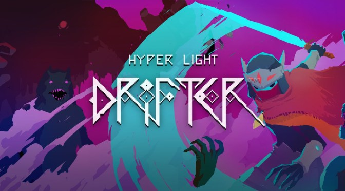Hyper Light Drifter llega a Switch