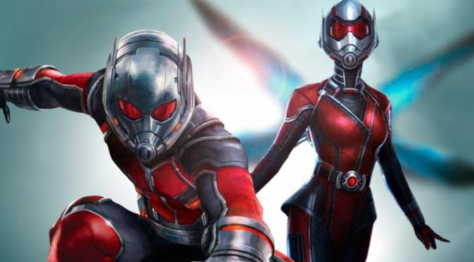 Marvel anuncia la nueva serie Ant-Man and the Wasp