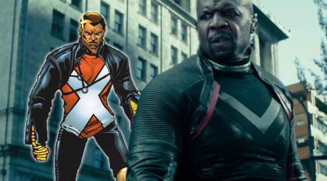 Confirmado el personaje de Terry Crews para Deadpool 2