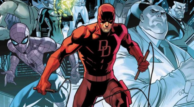 Joe Quesada regresa a Daredevil para el Issue # 600