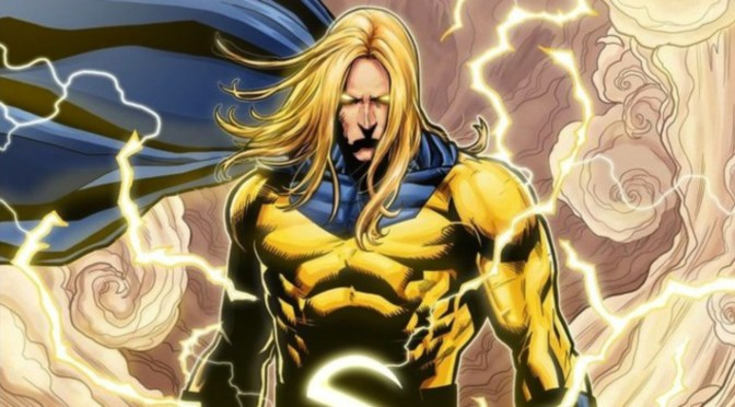 Marvel anuncia 'The Sentry' de Jeff Lemire y Kim Jacinto