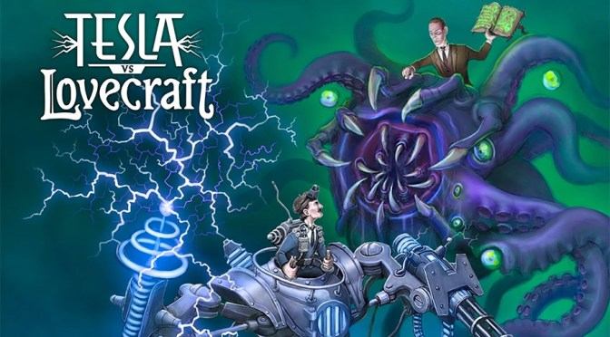 Tesla vs Lovecraft es confirmado para Nintendo Switch para este mes