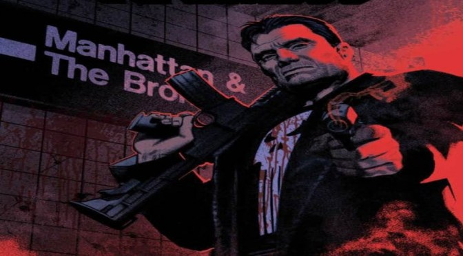 Marvel Comics anuncia una nueva serie de The Punisher