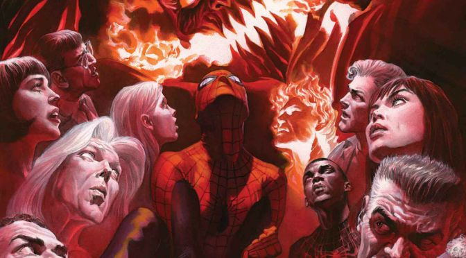 The Amazing Spider-Man #800 presentará una portada variante de  Mark Bagley