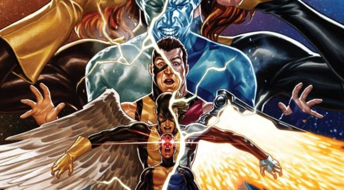 "Marvel anuncia el comic  X-Men ""Extermination"""