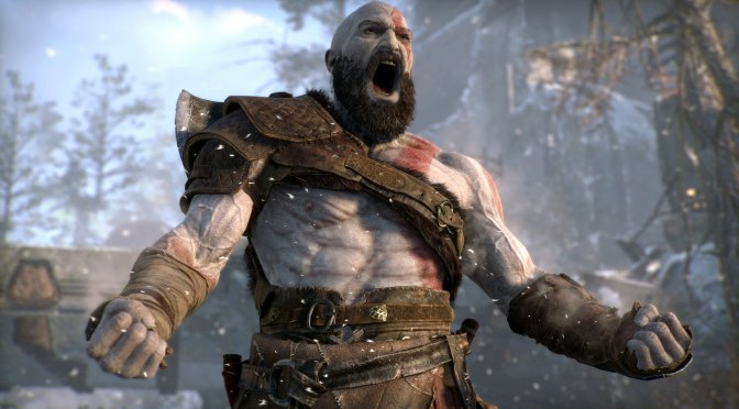 God of War ocupará casi 40gb – Playstation 4