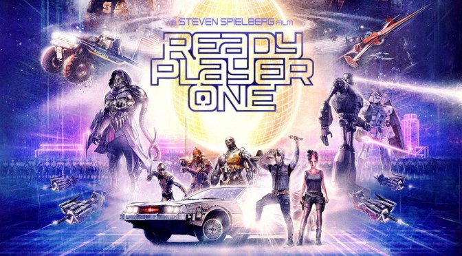 Ready Player One es todo un éxito de Steven Spielberg