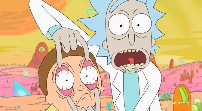 Co-creador de Rick and Morty nos regala una actualización de la cuarta temporada
