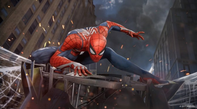 Se revela la fecha exacta de Spiderman PS4