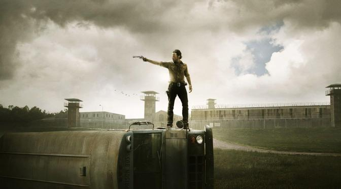 Se inicia el rodaje de la 9° temporada de The Walking Dead