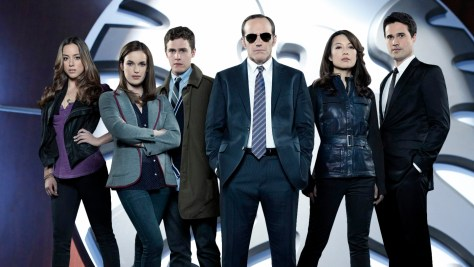 "ABC's ""Marvel's Agents of S.H.I.E.L.D."" – Season One"