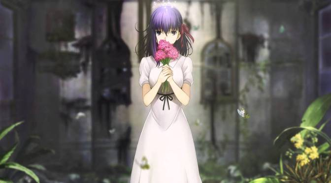 Fate/stay night: Heaven's Feel II. lost butterfly estrena un  teaser