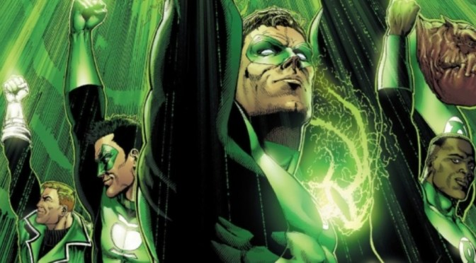 DC Comics cancela Hal Jordan and The Green Lantern Corps