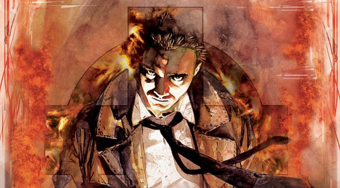 El comic The Hellblazer es cancelado