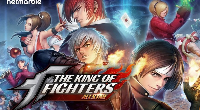 "Se revela el adelanto del nuevo ""The King Of Fighters All Star"""