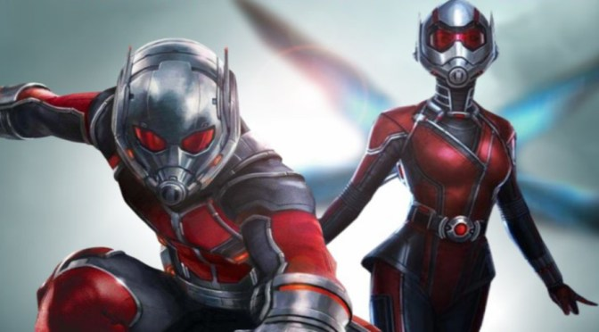 Se revela un nuevo poster promocional de Ant-Man and The Wasp