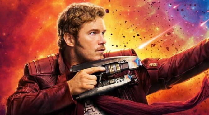 Chris Pratt revela cuándo comenzará la filmación de Guardians of the Galaxy Vol. 3