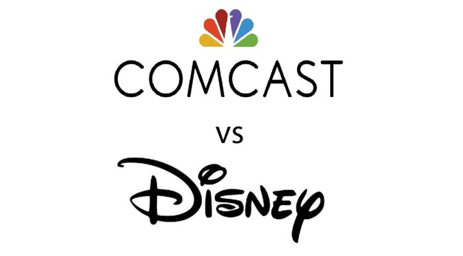 Disney Vs Comcast:  La pelea continúa