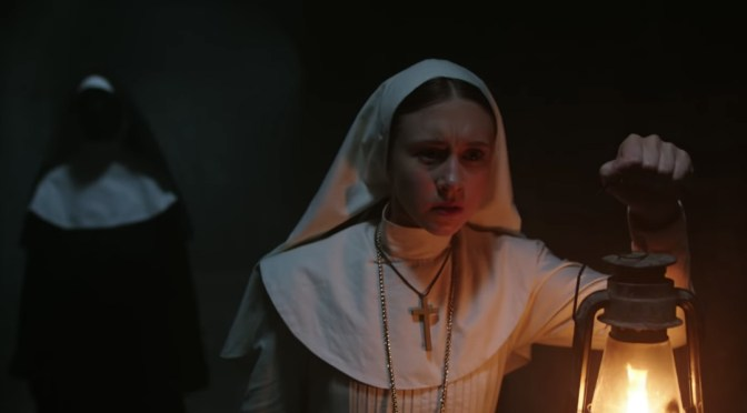 Se revela el primer trailer oficial de The Nun