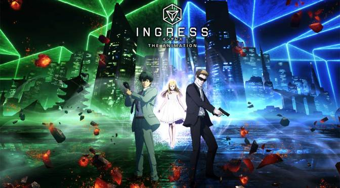 Se anuncia anime de Ingress para Netflix