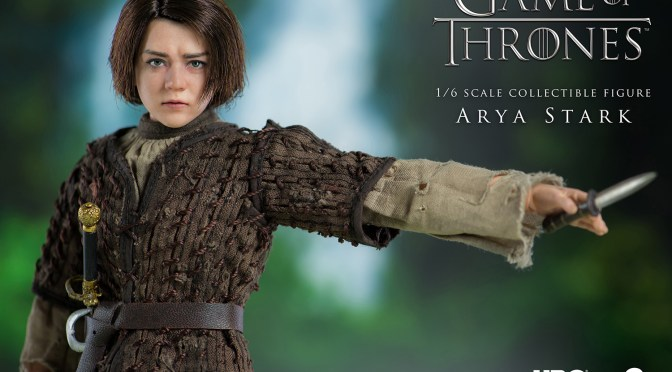 Ya disponible para Pre-orden: Game of Thrones 1/6 Arya Stark Threezero