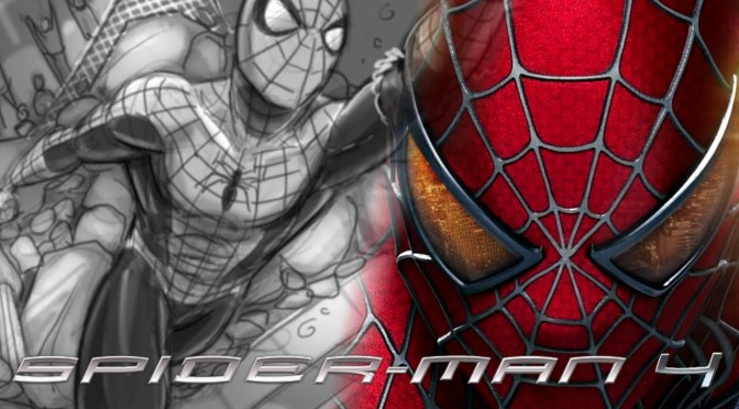 (C506) Idealizando: Spiderman 4
