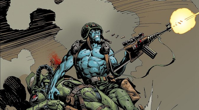 Película de Rogue Trooper en proceso, con Duncan Jones a bordo