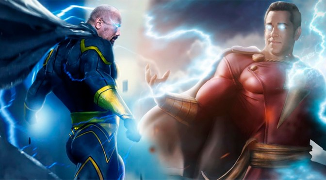 No Dwayne Johnson en Shazam confirmado DE NUEVO solamente… Superman…