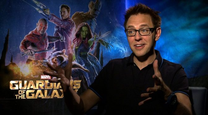 James Gunn no dirigirá Guardians of the Galaxy Vol.3 definitivamente