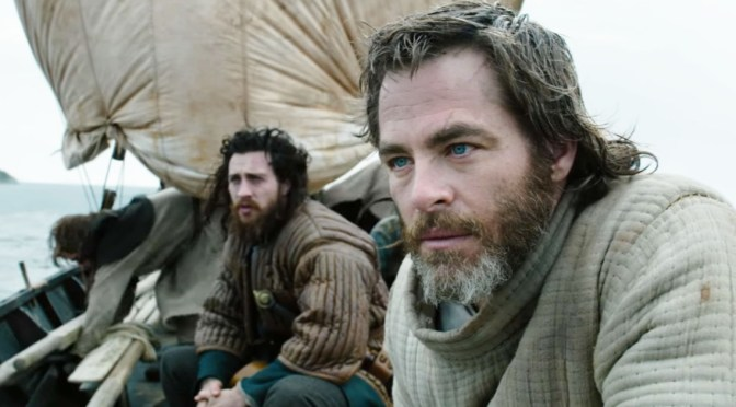 Chris Pine pelea por la independencia de Escocia en el primer trailer de Outlaw King