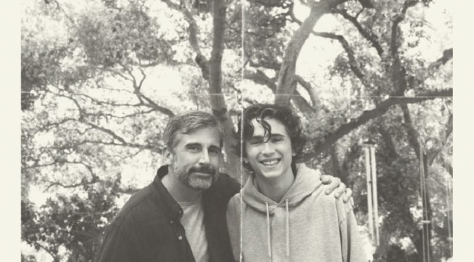 (C506) Steve Carrell y Timothée Chalamet protagonizan Beautiful Boy