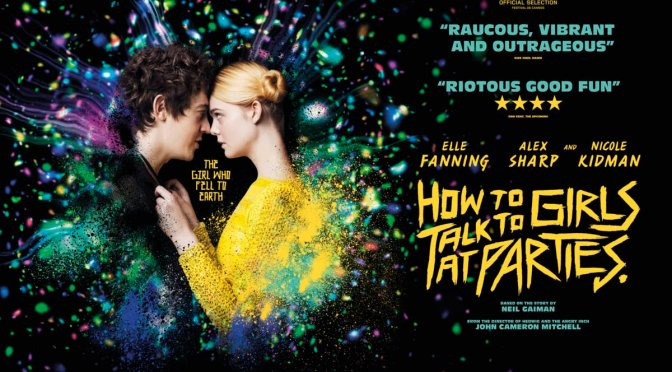 (C506) Recomendación: How to Talk to Girls at Parties