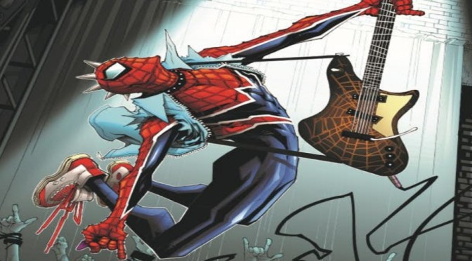 Vista Previa: Edge of Spider-Geddon # 1