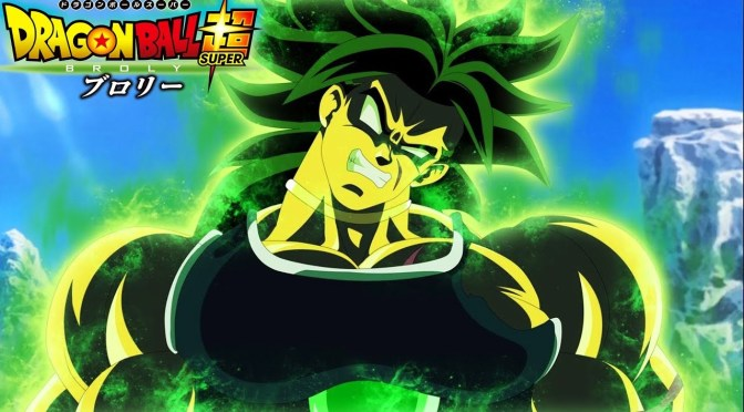 Ven a ver el trailer de Dragon Ball Super: Broly en su doblaje latino
