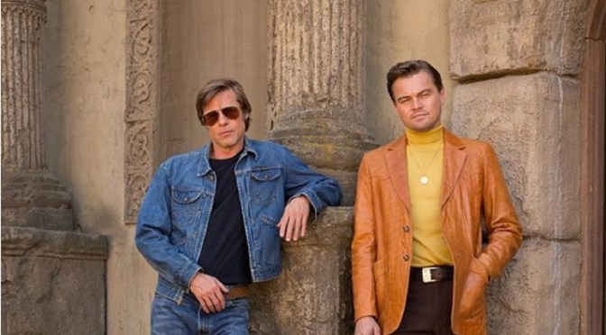 Tarantino encuentra el reemplazo de Reynolds para Once Upon a Time in Hollywood