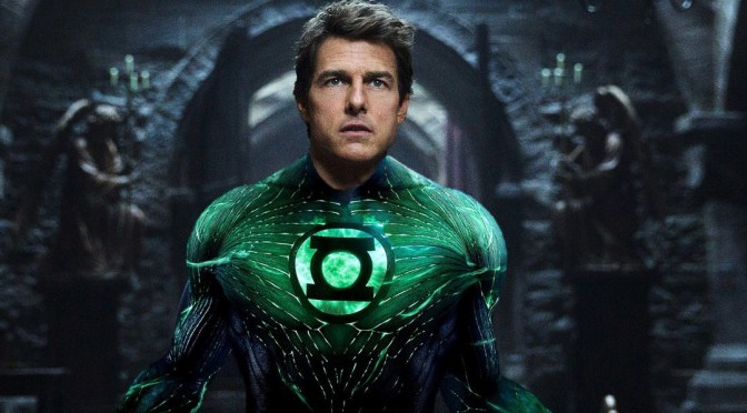 (C506) Rumor: Tom Cruise para interpretar a Green Lantern