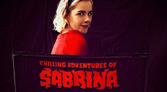 Netflix presenta el primer teaser oficial de The Chilling Adventures of Sabrina