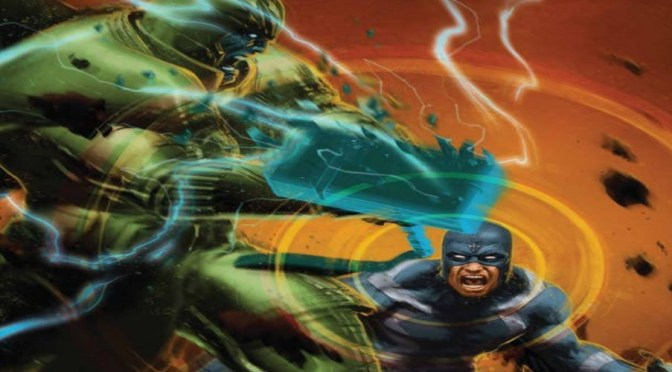 Vista Previa: Death Of The Inhumans # 3