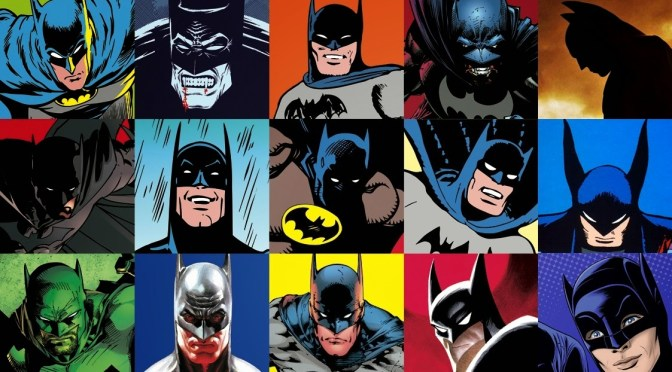 Batman Day: Un legado, una historia… Felices 80 años Batman.