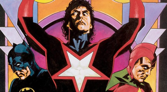 Starman regresa al universo de DC comics