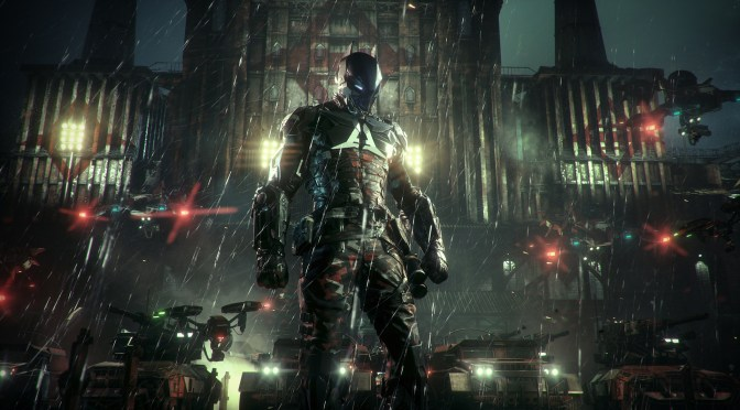 Batman Day: Descubre el origen secreto de Arkham Knight