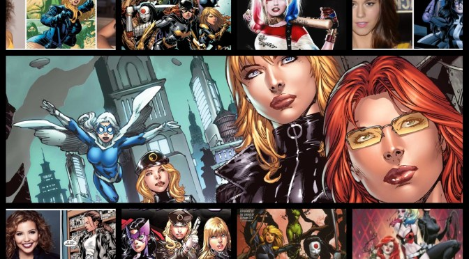 (C506) Warner Bros confirma fecha de estreno de Birds of Prey