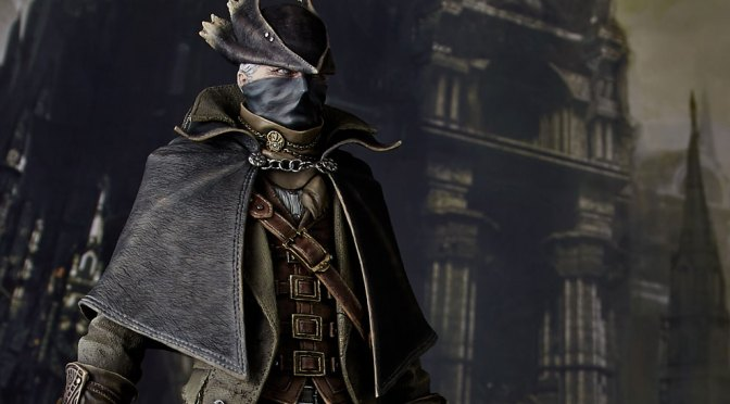Ya puedes comprar aquí la estatua Bloodborne Hunter 1/6 Gecco: The Old Hunters