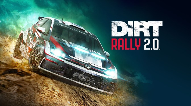 (C506) Se anuncia DiRT Rally 2.0 para PS4, Xbox One y PC